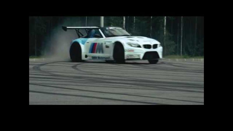 Подарок от BMW Z4M Le Mans