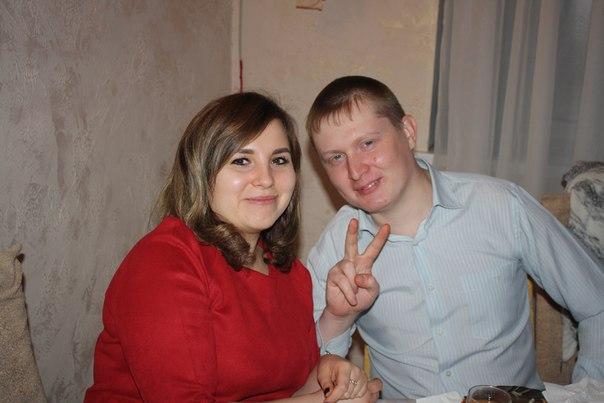 Наталья Рыбалко: Надюха и Сережа