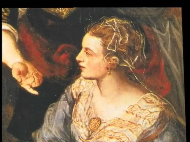 Генрих Семирадский Христос у Марфы и Марии