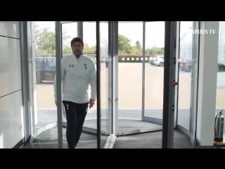 Маурисио Почеттино: 3 года в клубе