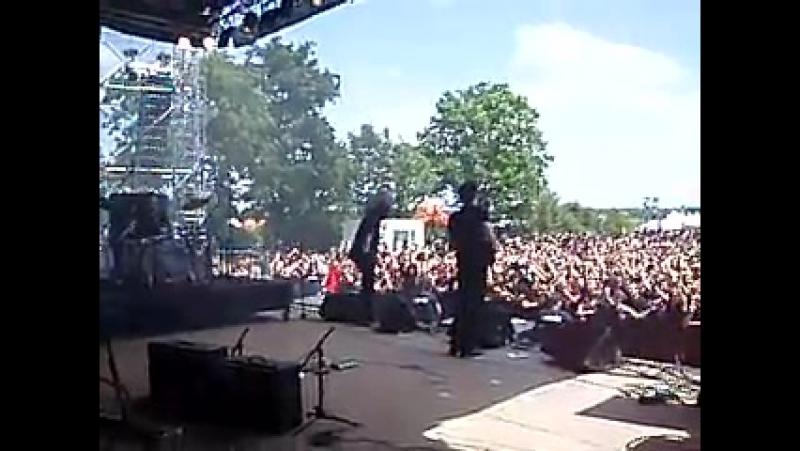 Ephel Duath live at Hellfest 2007