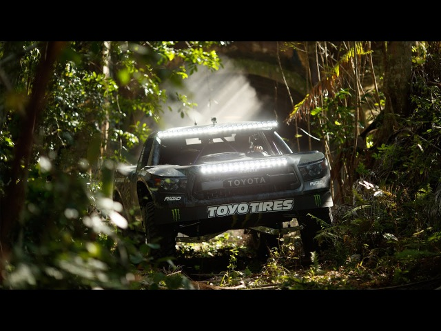 TOYO TIRES | BJ Baldwin's Recoil 4 in Cuba