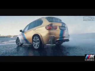 BMW X5M Gold Edition - Давидыча (Эрика Китуашвили)