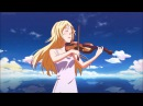 Ballade No 1 in G Minor Op 23 ~Kousei Piano Kaori Violin clean ver~ Shigatsu Wa Kimi No Uso
