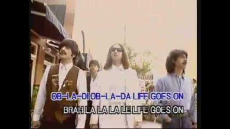 The Beatles Obladi Oblada Color Rare Version Laser Disk U Best