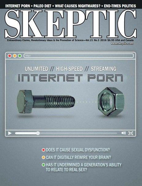 Skeptic Vol.21 No.3 2016 vk.com