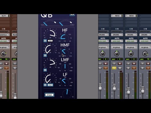 Volko Audio Q Series EQ Bundle (API emulation)