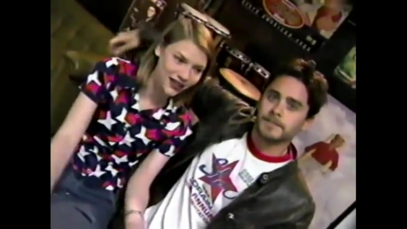 1995 Интервью MTV О сериале Моя так называемая жизнь 2