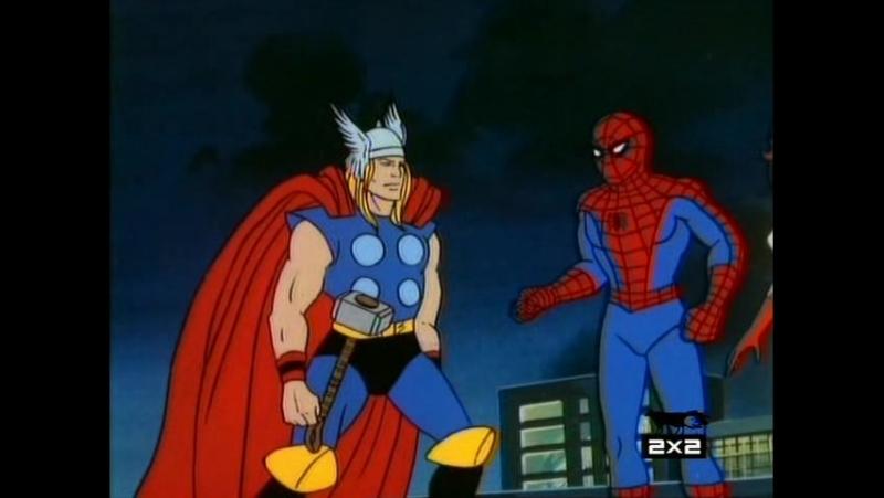 Человек-паук и его удивительные друзья. 1 сезон 9 серия
