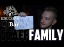 25 сентября / Stafffamily / OJ Bar