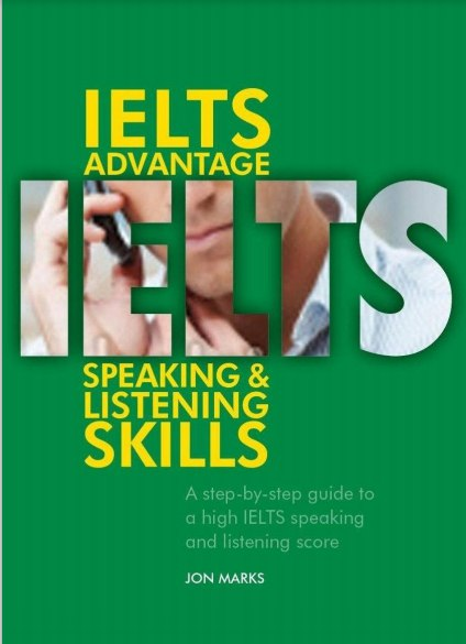 1marks jon ielts advantage speaking listening skills with tra
