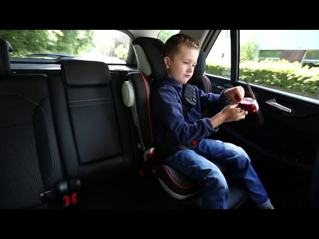 SecureGuard новая технология защиты Вашего ребенка в автокресле от Britax Romer