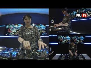Francheska - Live  Radio Intense