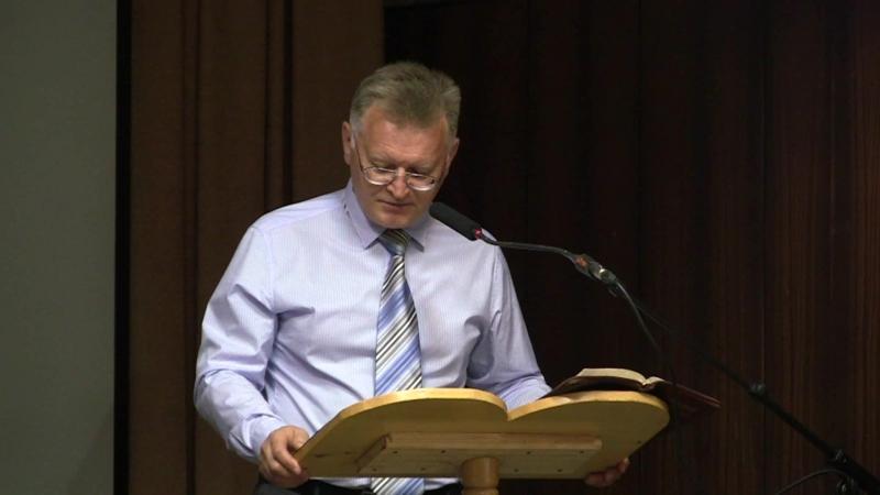 Проповедь Семьин Н.Б. ( Не остовляйте собрания своего)12.08.2017