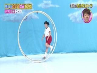 London hearts (2016.10.28) - chubby women athletics #4, atsushi's baby (動けるおデブ女王決定戦 ・ 田村淳42歳 赤ちゃん誕生)