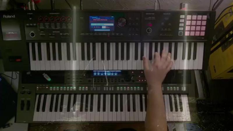 Imany Dont Be So Shy Yamaha PSR S770 Roland FA06