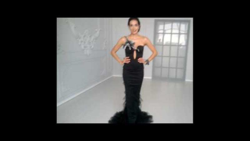 Сеона вечернее платье decore couture