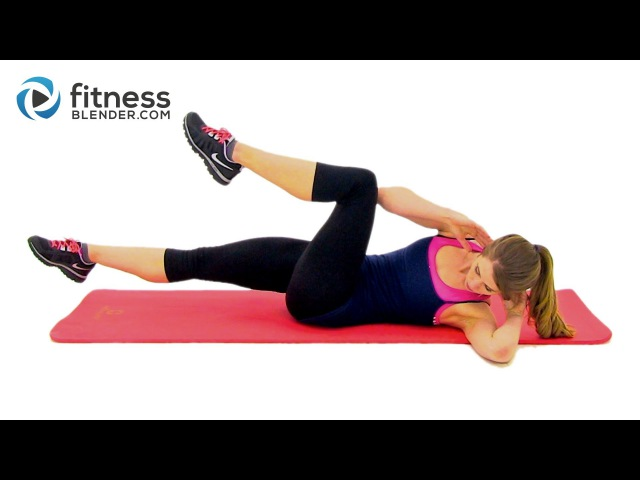 10 Minute Abs Workout Fitness Blender Abs and Obliques Routine