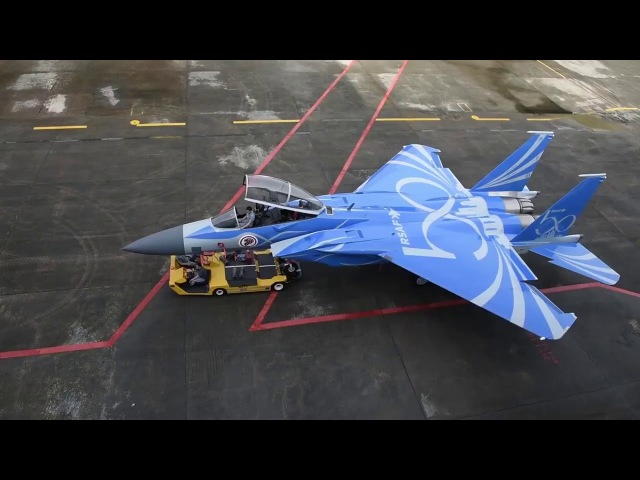 M r m* F 15SG * اف ۱۵ نیروی هوایی سنگاپور