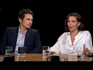 Maggie Gyllenhaal and James Franco on Charlie Ross about their new TV show The Deuce