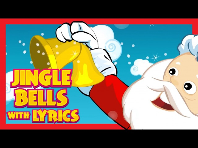 Jingle Bells Song for Children with LYRICS Merry Christmas Xmas Song Kids Hut