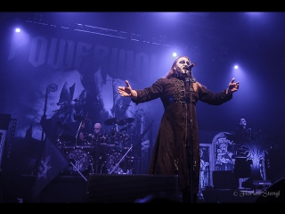 Powerwolf - live @ главclub green concert, moscow 27.10.2017 (full show)