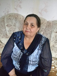 Хакимова Гузалия (Маматова)