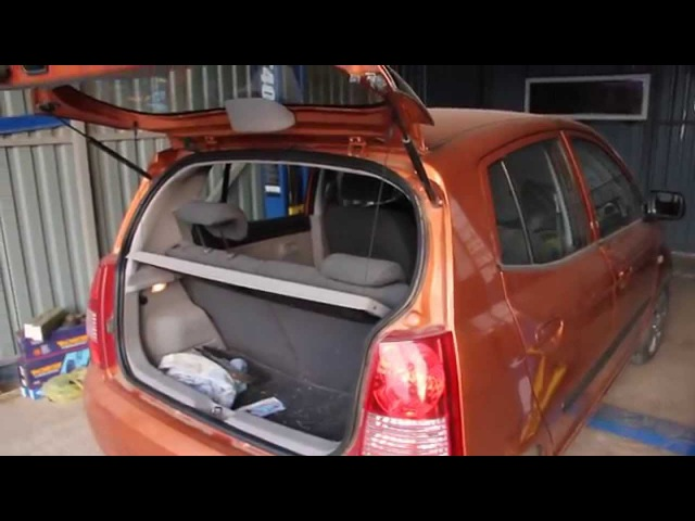Автомобиль Kia Picanto Отзывы владельца