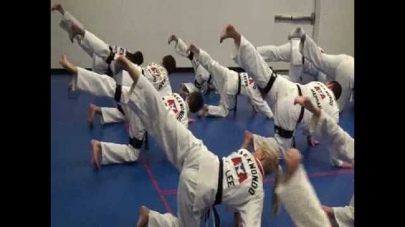 Kick and Core training Martial Arts EXERCISES FOR STRONG HIPS AND GLUTES FOR FAST KICKS
