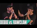 Debbe vs. Rawclaw - Semifinal - Danish Beatbox Champs 2016