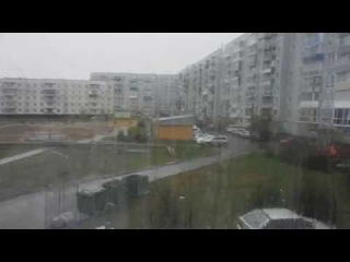 Alstruks-Bad weather in the spring is not a hindrance.(23 сек)