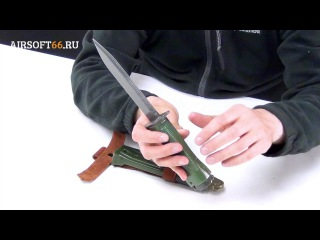 Тренировочный нож НРС 2 производство Россия
