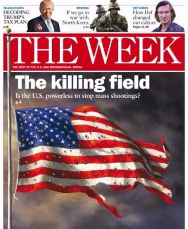 The Week USA - 13 October 2017