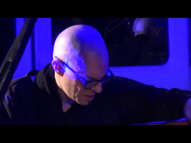 Nik Bärtsch 2017 Istituto Svizzero di cultura Roma 25 febbraio pt 6