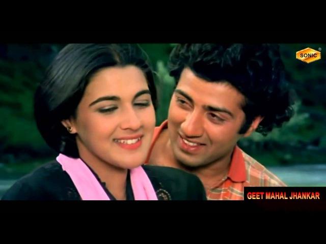 Jab ham jawan honge Shabbir Kumar Lata Mangeshkar Betaab 1983 with GEET MAHAL JHANKAR
