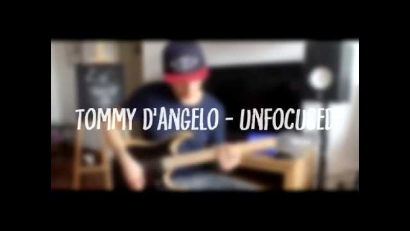 TOMMY D'ANGELO UNFOCUSED PLAYTHROUGH Ibanez RGDIX6 BIAS FX