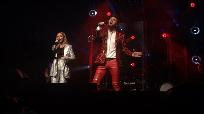 Александр Панайотов и Арцвик Лирика Градский Холл 28 10 2017