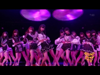 Perf AKB48 - Teacher Teacher @ CDTV 26-05-2018