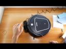 Робот пылесос Seebest D720 - Обзор и распаковка