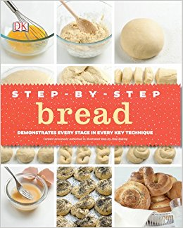 Step-by-Step Bread by DK Publishing