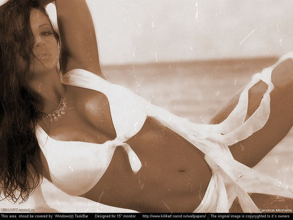 Wwe candice michelle