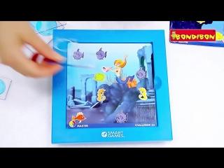 Логическая игра bondibon smart games русалочки