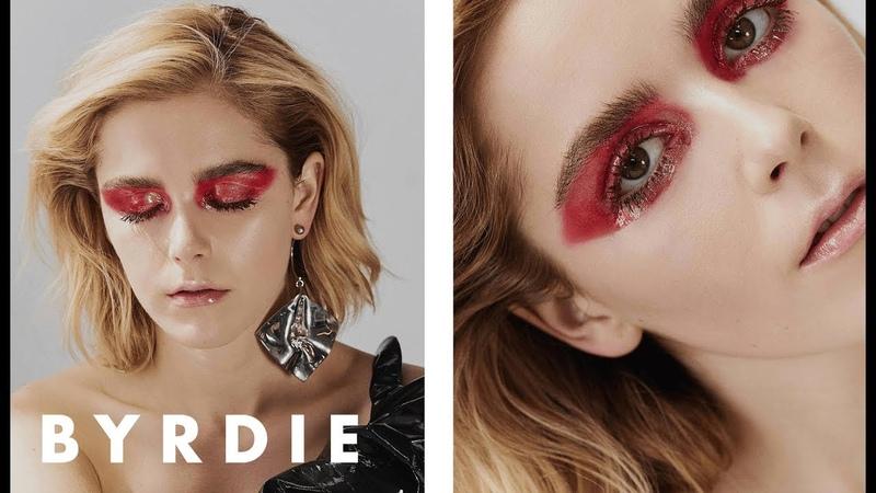 Kiernan Shipka in 3 Pink Editorial Makeup Looks Beauty Test Byrdie