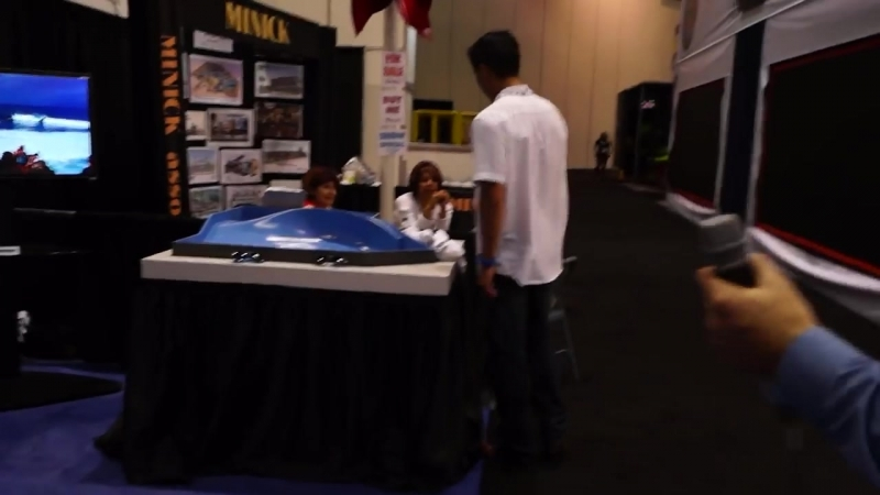 FlowRider Broz Pacific Surf Designs New Surf Wave Machine Iaapa Attractions Convention