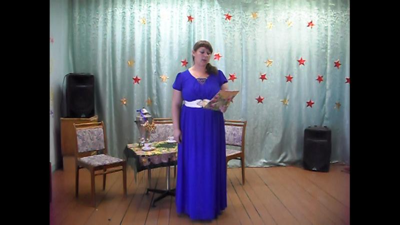 Стихотворение В память дедушке автор Карина Завора читает Горлова Мария 36 лет