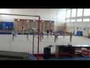 гимнастический танец 14.06.2018 г.Лиски