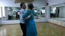 Танец мамы с сыном. Шикарно станцевали. Юбилей мамы 55 лет