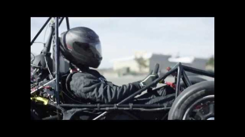 Cooper Motorsports FSAE 2015 Rollout