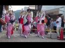 三大盆踊りin郡上2017 阿波踊り 町流し BONODORI Festival in GUJO 2017 AWAODORI