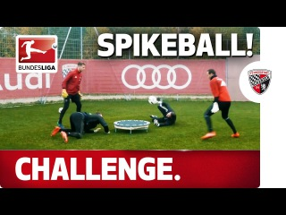 Spikeball - Keepers Going Crazy in Ingolstadt